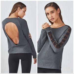 Fabletics Maura Long Sleeve Pullover
